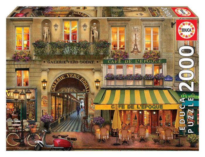 2000 Galerie Paris