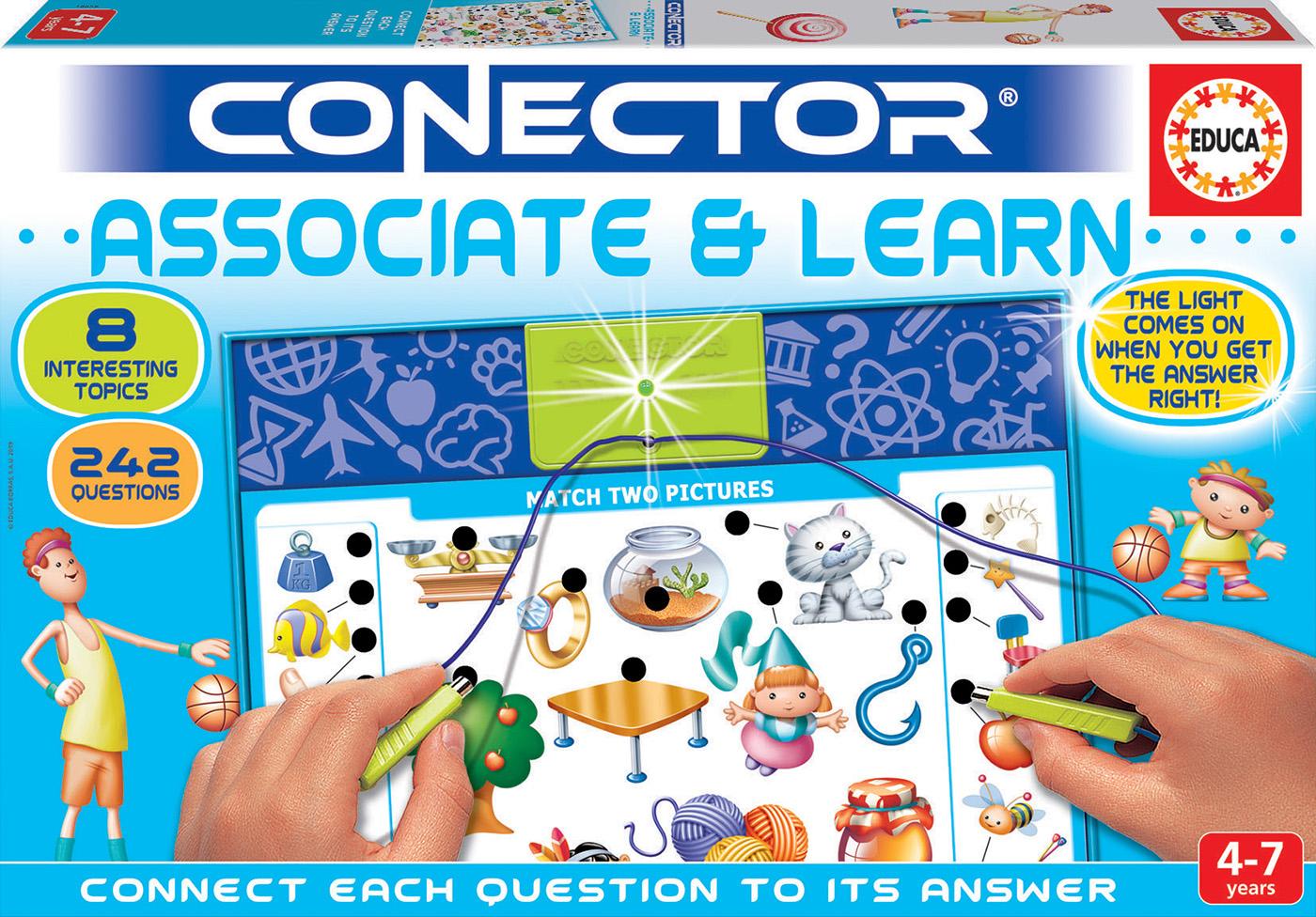 Conector Associate & Learn