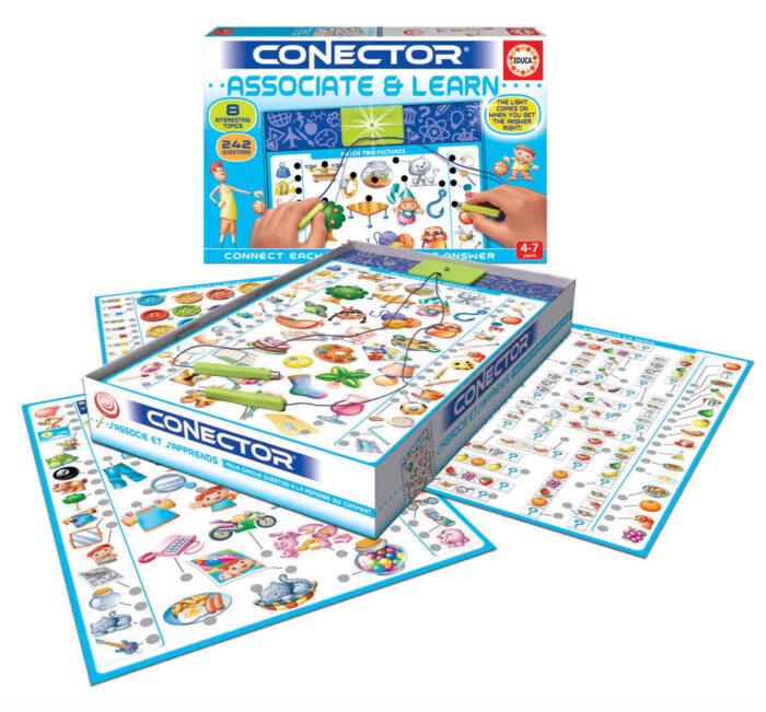 Conector Associate & Learn INTL