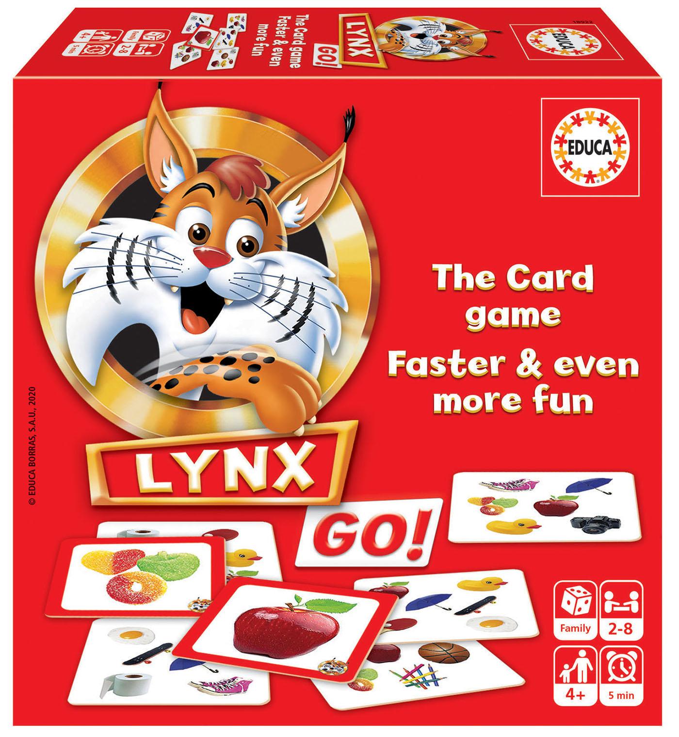 Lynx Go!