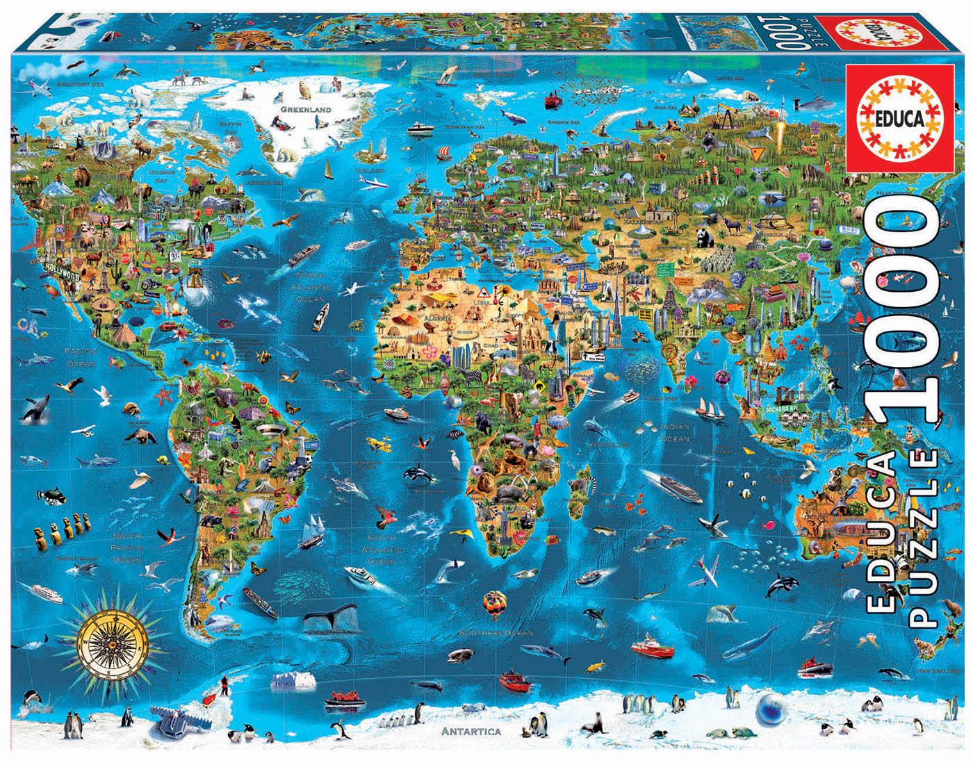 1000 As Maravilhas do Mundo