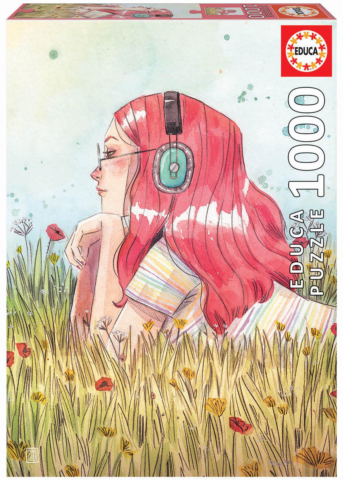 1000 June, Esther Gili