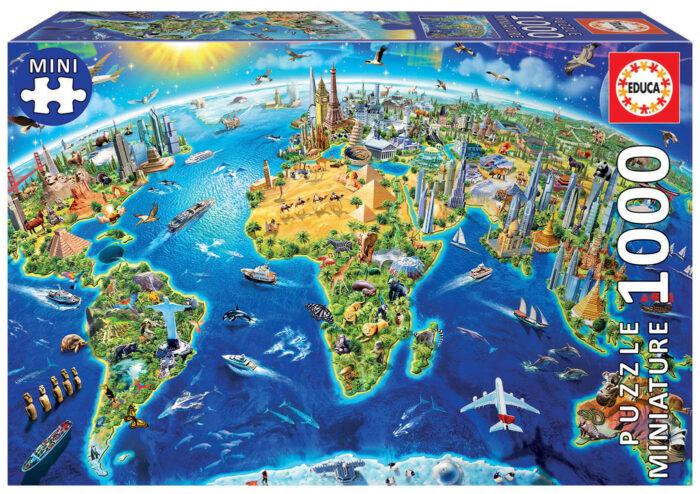 1000 Símbolos do Mundo Miniature