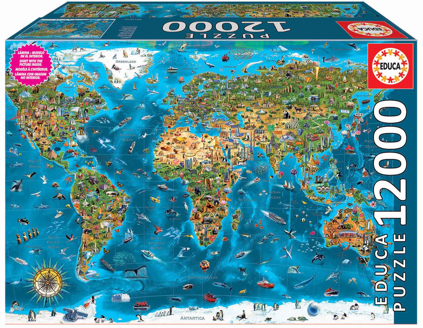 12000 Maravilhas do Mundo