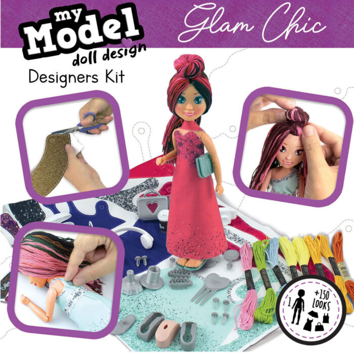 Design Your Doll Glam Chic