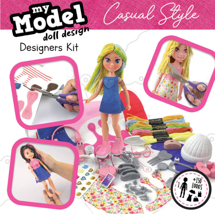 Design Your Doll Casual Style
