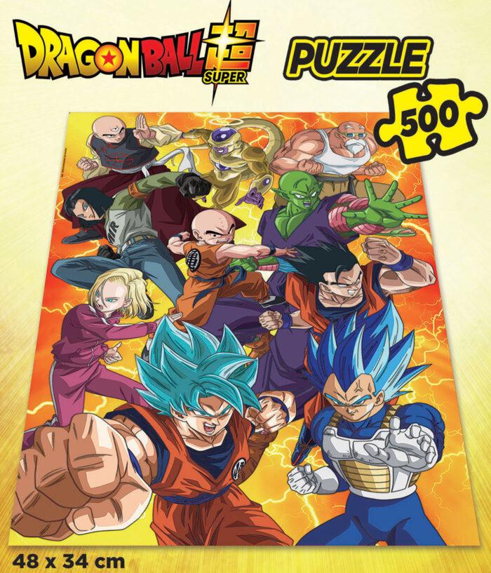 500 Dragon Ball Super