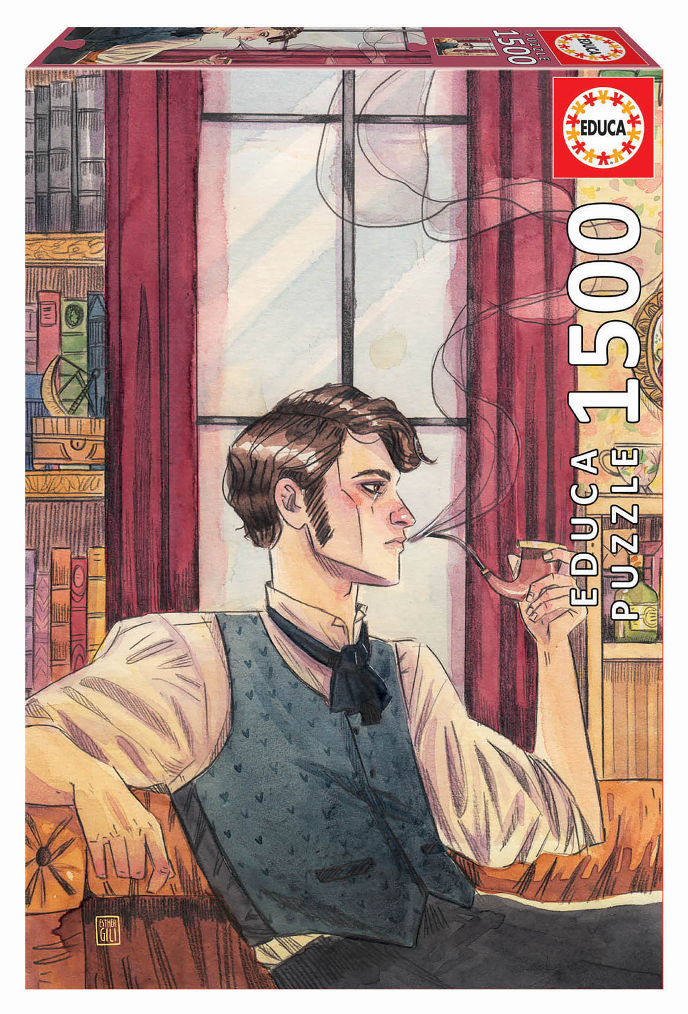 1500 Sherlock, Esther Gili