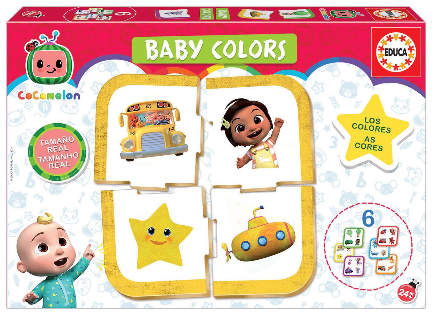 Baby Colors Cocomelon