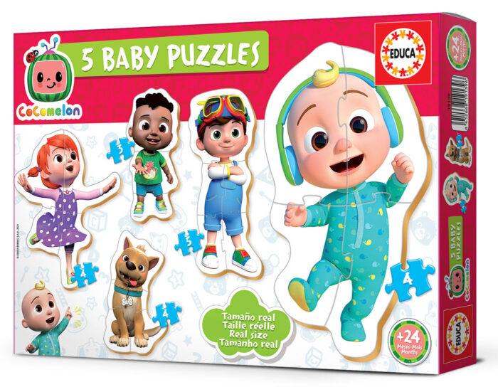 Baby Puzzles Cocomelon