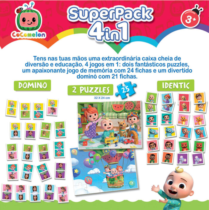 Superpack Cocomelon