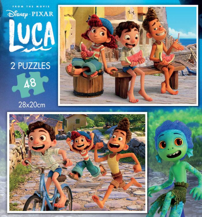 2x48 Luca Disney