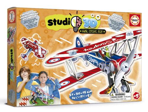 Avión Studio 3D