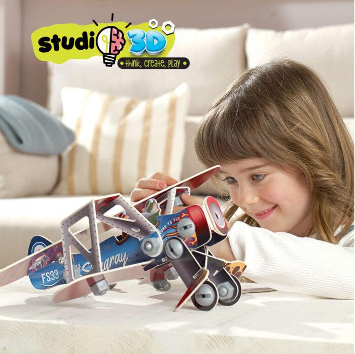 Airplane Studio 3D