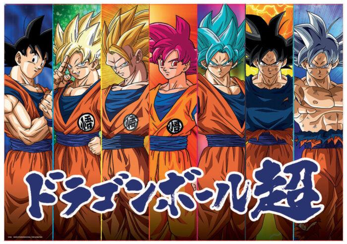 300 Dragon Ball Super