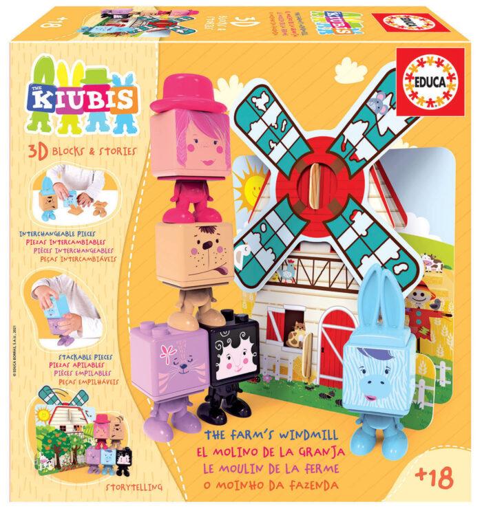 The Kiubis. El Molino de la Granja